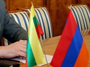 Seime sukurta Tarpparlamentinių ryšių su Armėnijos Respublika grupė
